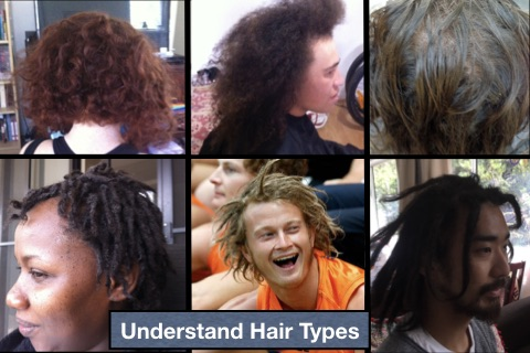 Learn about dreadlocking Asian hair, African hair, fine/curly/frizzy/thinning hair