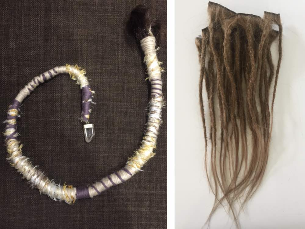 Fancy a crystal or other dreadlock jewelry in your locs? No problem.