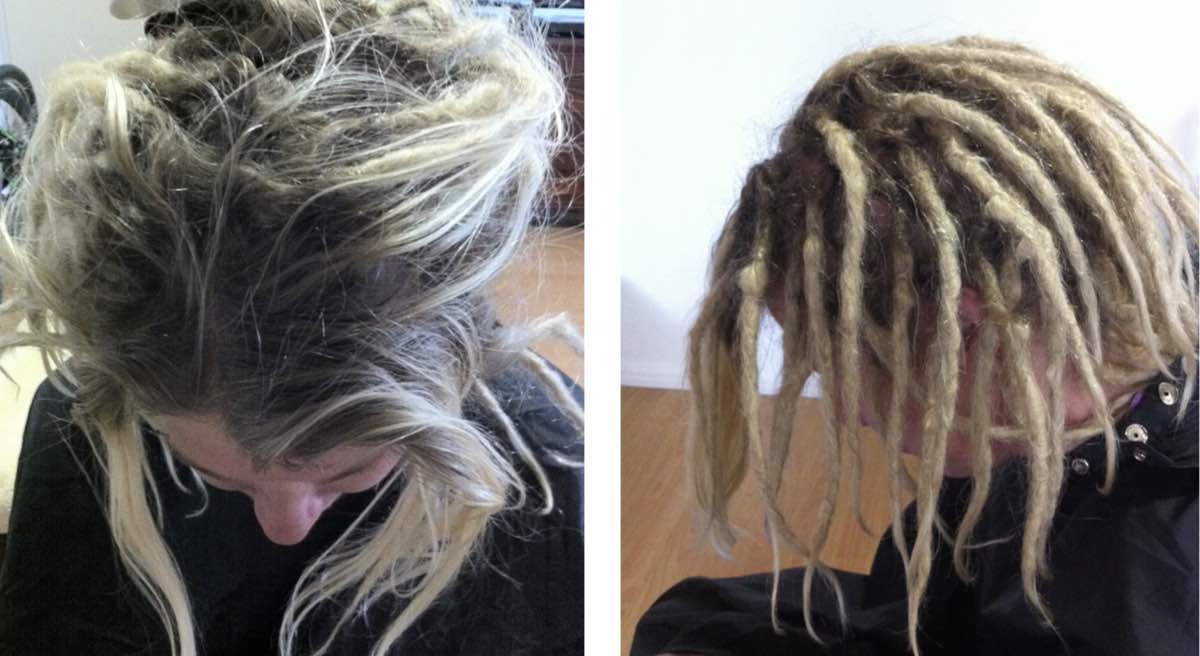 So Many Ways To Wear Dreads
